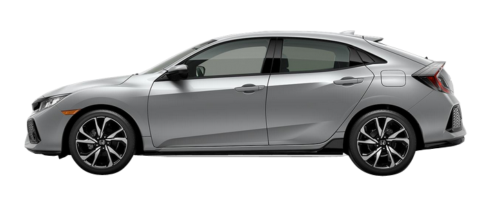 New 2017 Honda Civic Hatchback 1.5T L4 Sport