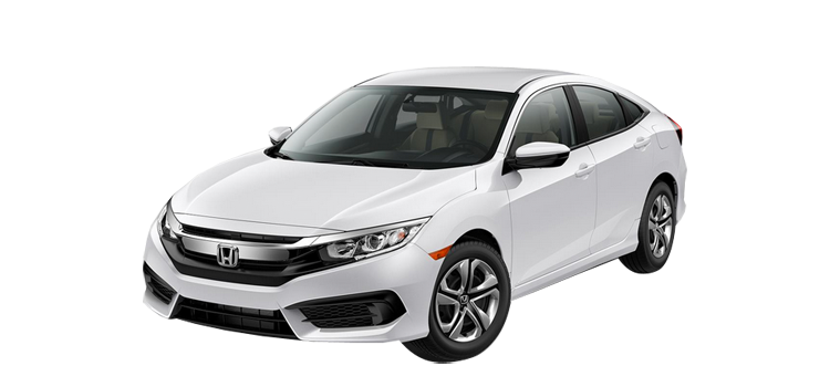 Used 2017 Honda Civic Sedan LX