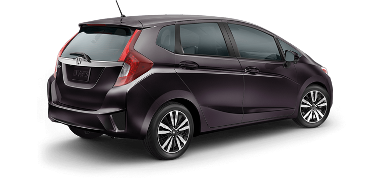 New 2017 Honda Fit Manual EX