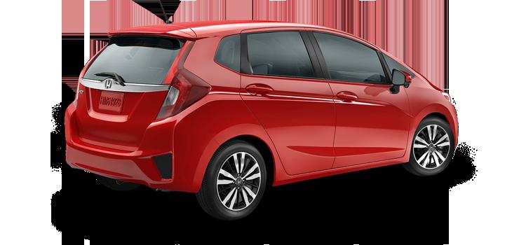 New 2017 Honda Fit CVT EX