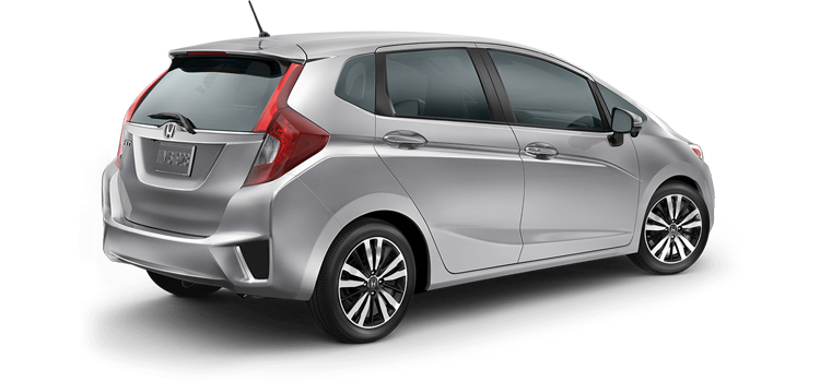 New 2017 Honda Fit CVT EX