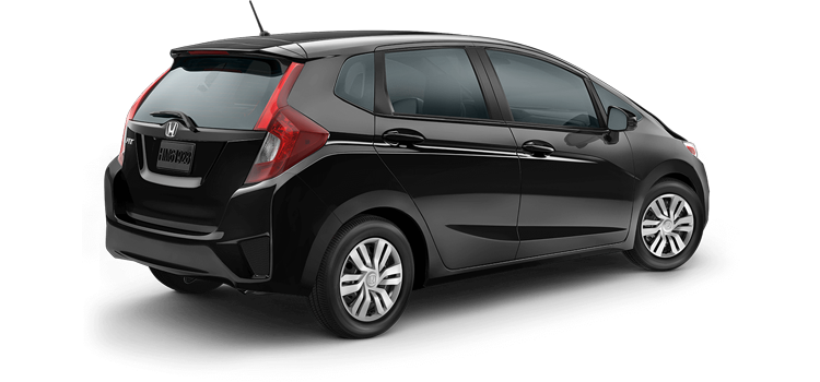 New 2017 Honda Fit Manual LX