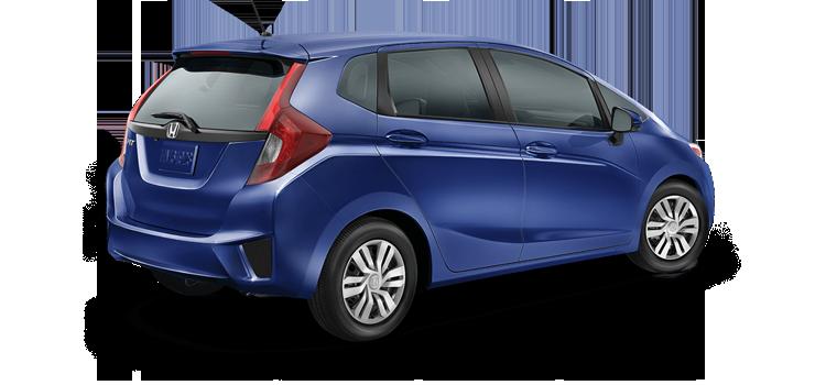 New 2017 Honda Fit CVT LX