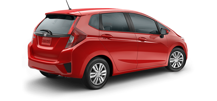 New 2017 Honda Fit CVT LX
