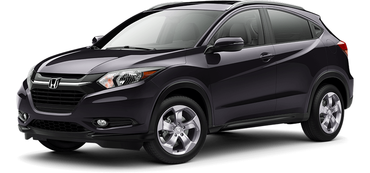New 2017 Honda HR-V CVT with Navigation EX-L