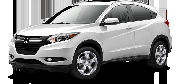 used 2017 Honda HR-V CVT with Navigation EX-L