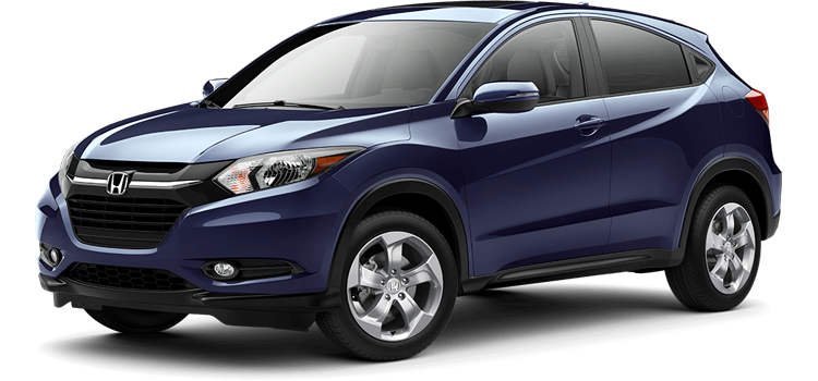 New 2017 Honda HR-V CVT EX