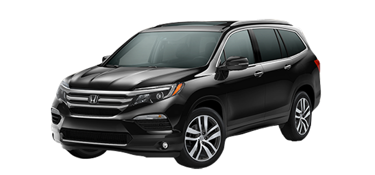 used 2017 Honda Pilot Touring
