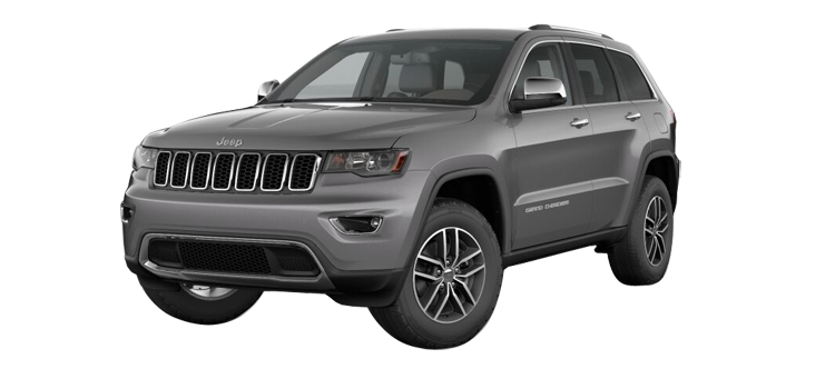 used 2017 Jeep Grand Cherokee Limited 75th Anniversary Edition