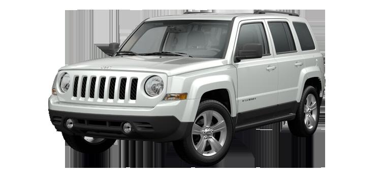 2017 Jeep Patriot Latitude FWD
