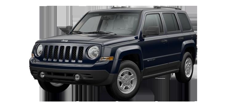 used 2017 Jeep Patriot Sport | BOB HOWARD DODGE 405-936-8900