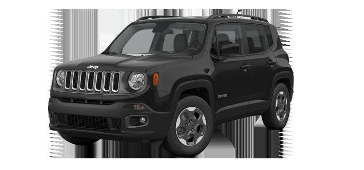 used 2017 Jeep Renegade Latitude
