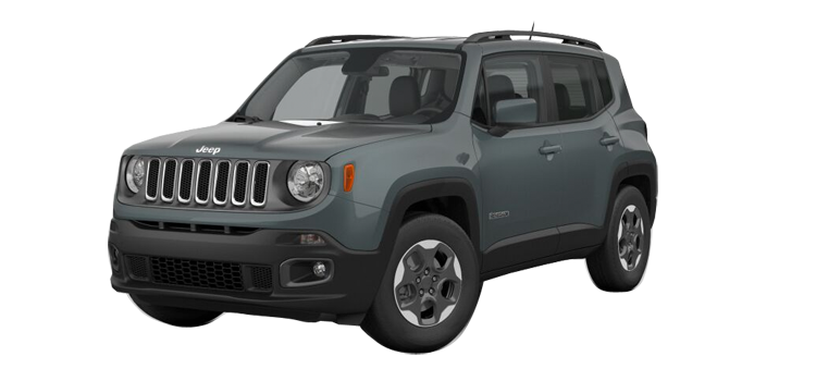 used 2017 Jeep Renegade Altitude
