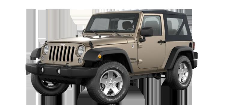 2017 Jeep Wrangler 4x4