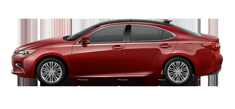 used 2017 Lexus ES NAVIGATION