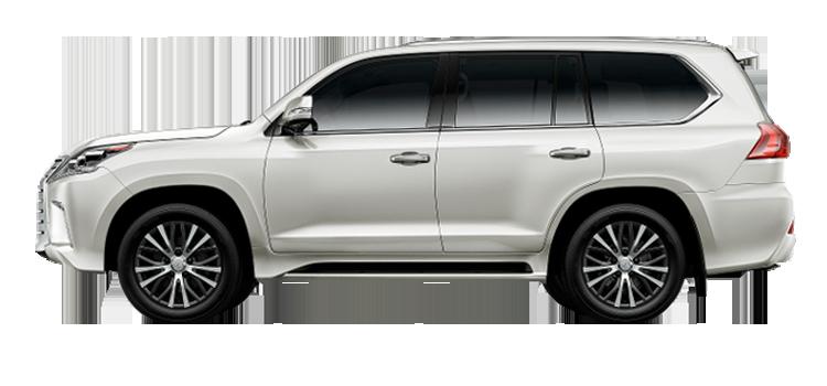 Used 2017 Lexus LX 570 Luxury Package