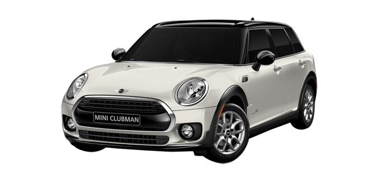 Cooper Clubman ALL4