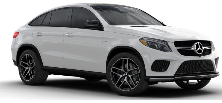 New 2017 Mercedes Benz Gle Coupe 4matic Amg Gle43 Vin