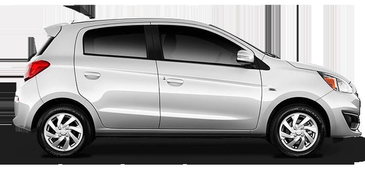 Used 2017 Mitsubishi Mirage SE