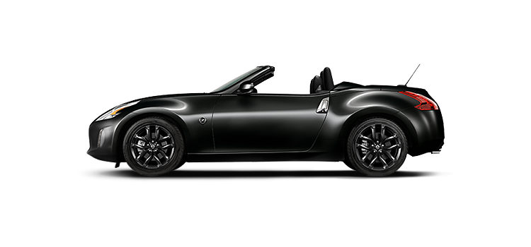 New 2017 Nissan 370Z Roadster 3.7L Automatic