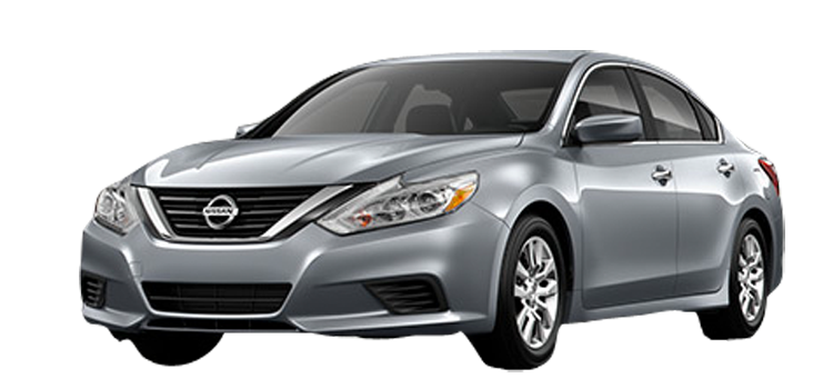 New 2017 Nissan Altima Sedan Xtronic CVT 2.5