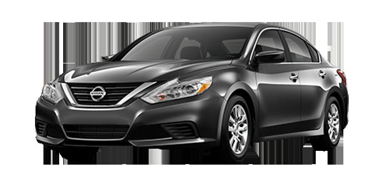 New 2017 Nissan Altima Sedan Xtronic CVT 2.5