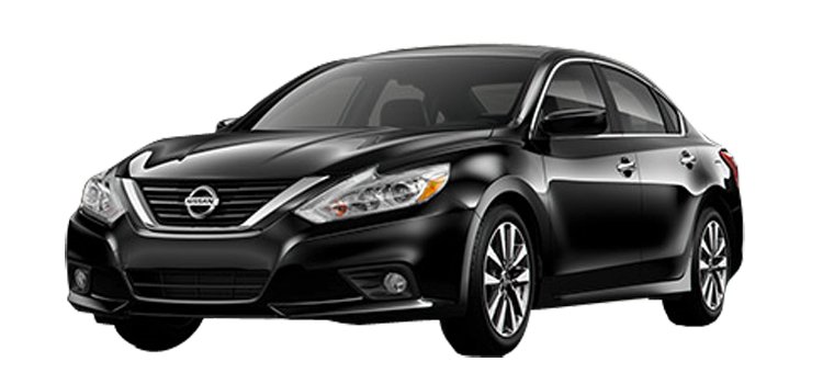 New 2017 Nissan Altima Sedan Xtronic CVT 2.5 SL