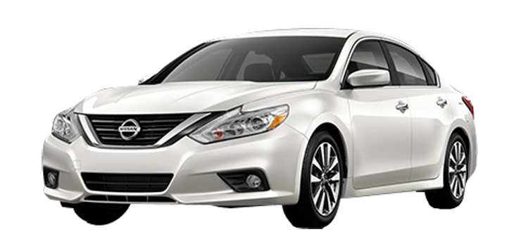 used 2017 Nissan Altima 2.5 SL