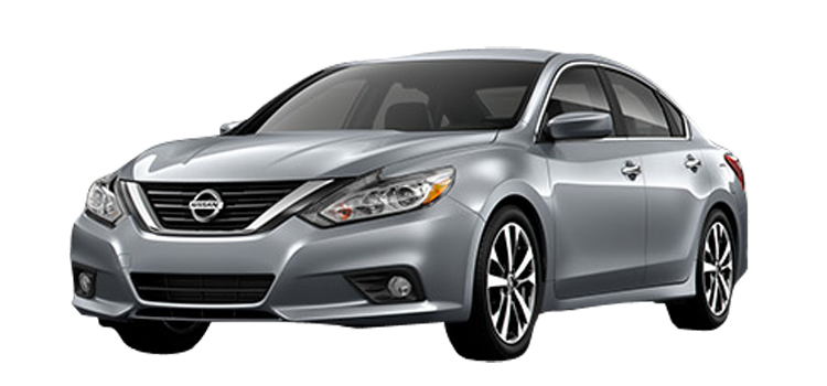 New 2017 Nissan Altima Sedan Xtronic CVT 2.5 SR