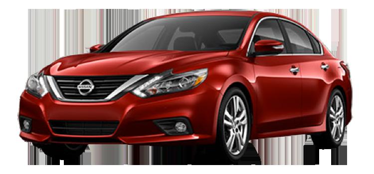 used 2017 Nissan Altima 3.5 SL