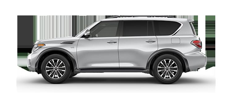 New 2017 Nissan Armada 5.6L V8 Automatic SL