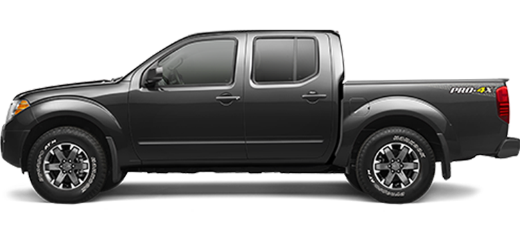 used 2017 Nissan Frontier PRO-4X