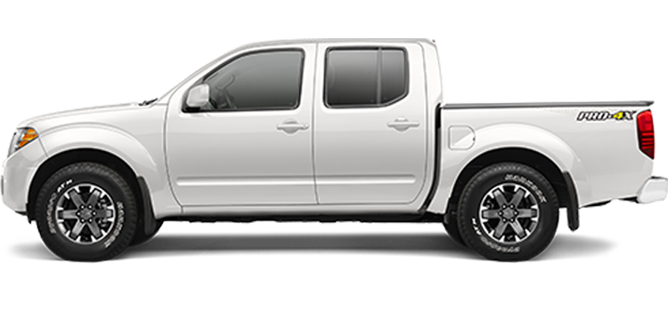New 2017 Nissan Frontier Crew Cab 4.0L Automatic PRO-4X