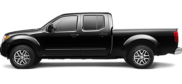 New 2017 Nissan Frontier Crew Cab 4.0L Automatic Long Bed SV