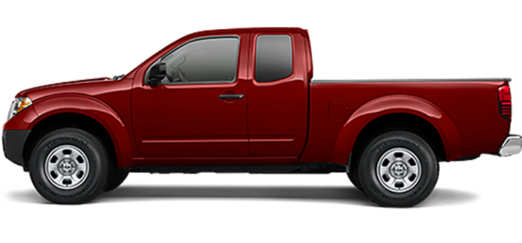 New 2017 Nissan Frontier King Cab 2.5L Automatic S