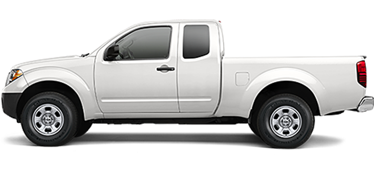 New 2017 Nissan Frontier King Cab 2.5L Manual S