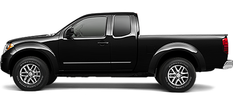 New 2017 Nissan Frontier King Cab 4.0L Automatic SV