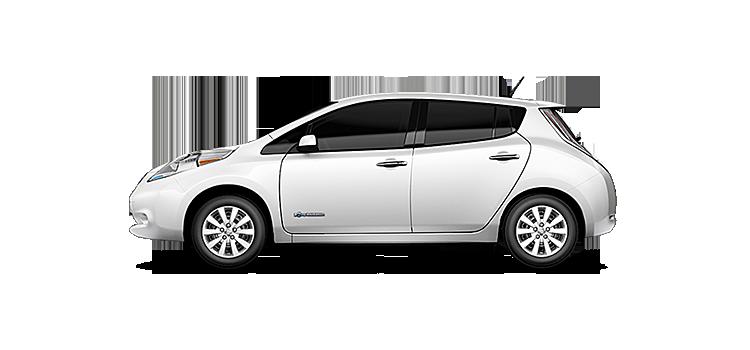New 2017 Nissan Leaf S