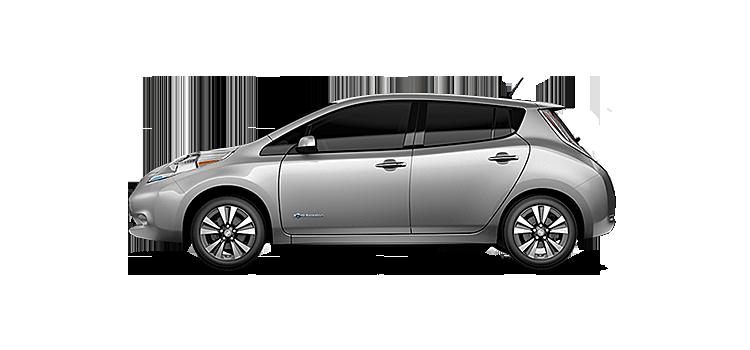 New 2017 Nissan Leaf SV