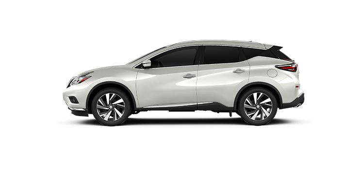 used 2017 Nissan Murano Platinum