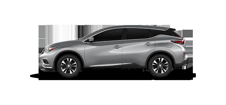 New 2017 Nissan Murano Xtronic CVT S