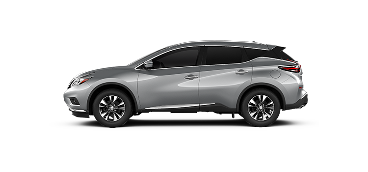 New 2017 Nissan Murano Xtronic CVT SL