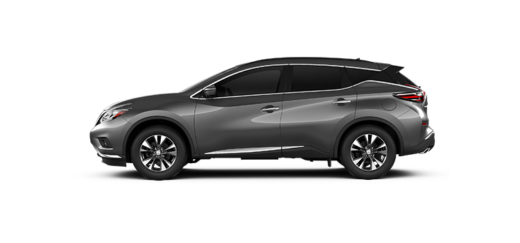 New 2017 Nissan Murano Xtronic CVT SV