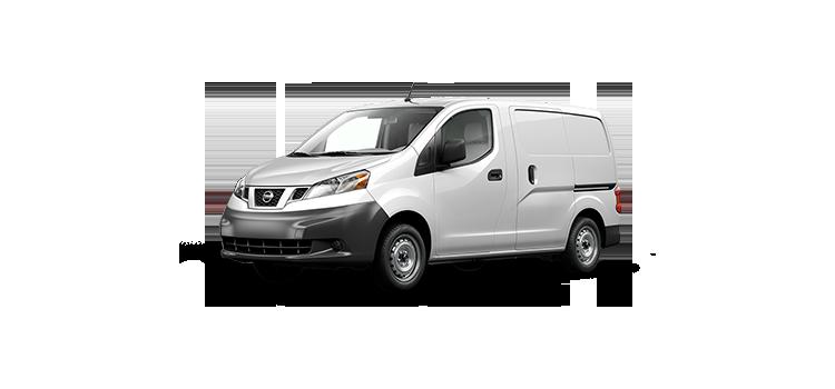 New 2017 Nissan NV200 Compact Cargo Xtronic CVT SV