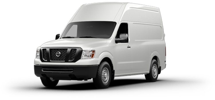 New 2017 Nissan NV Cargo High Roof 2500 4.0L S