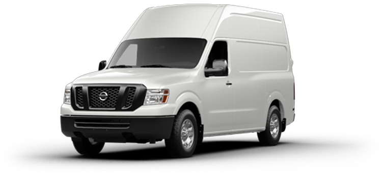 New 2017 Nissan NV Cargo High Roof 2500 4.0L SV