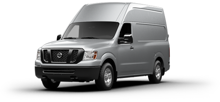New 2017 Nissan NV Cargo High Roof 2500 5.6L  SV