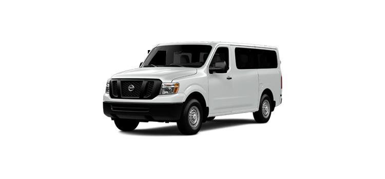 New 2017 Nissan NV Passenger 5.6L V8 Automatic S