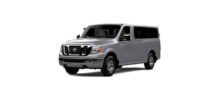 new 2017 Nissan NV Passenger 5.6L V8 Automatic SL