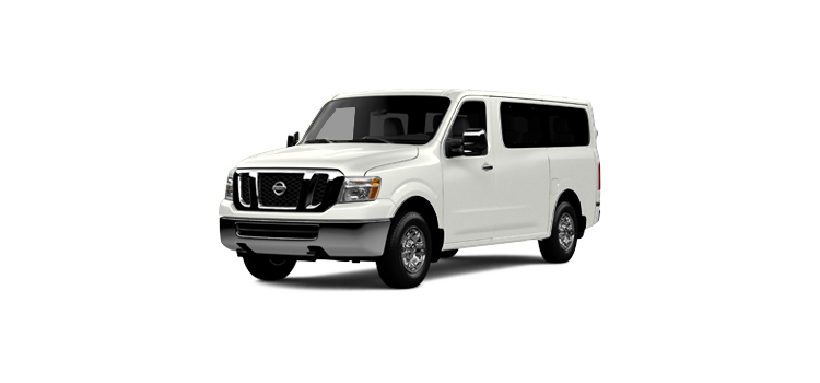 New 2017 Nissan NV Passenger 4.0L Automatic SV